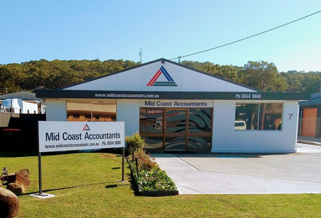 Personalising Financial Solutions Forster Tuncurry - Mid Coast Accountants